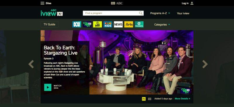Unblock ABC iview in Argentina