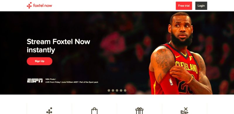 Unblock Foxtel in Croatia