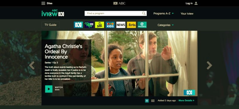 Unblock ABC Iview In Hong Kong