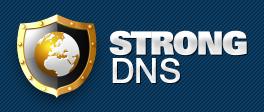 strongdns logo Strong DNS