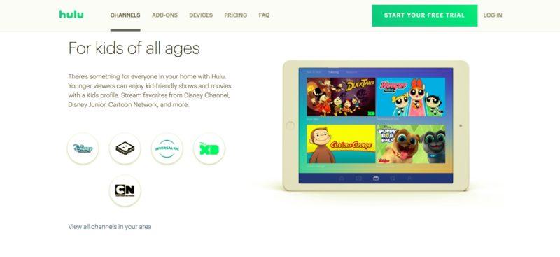 Unblock Hulu in Iraq - Watch hulu.com outside the USA