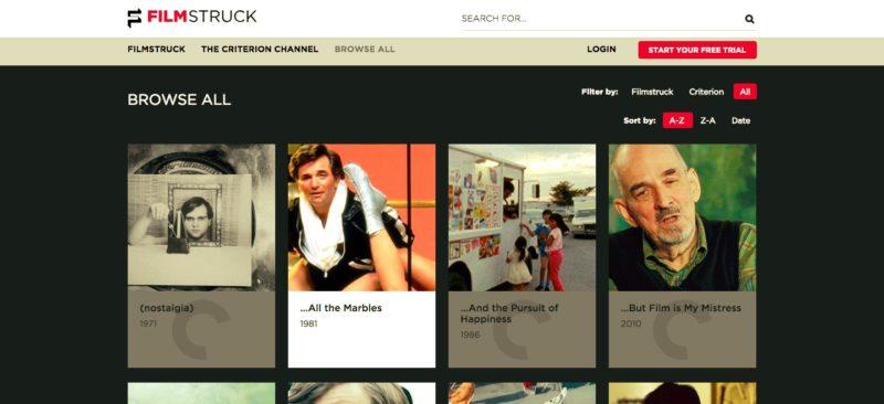 Unblock FilmStruck in Singapore