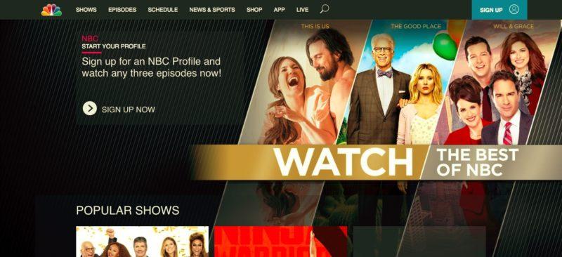 Unblock NBC in Hong Kong - Watch NBC com outside the USA