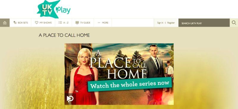 Unblock UKTV Play in France