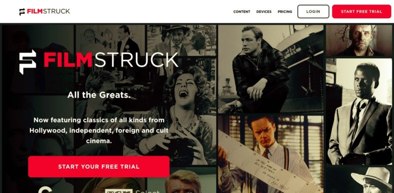 Unblock FilmStruck in Zimbabwe