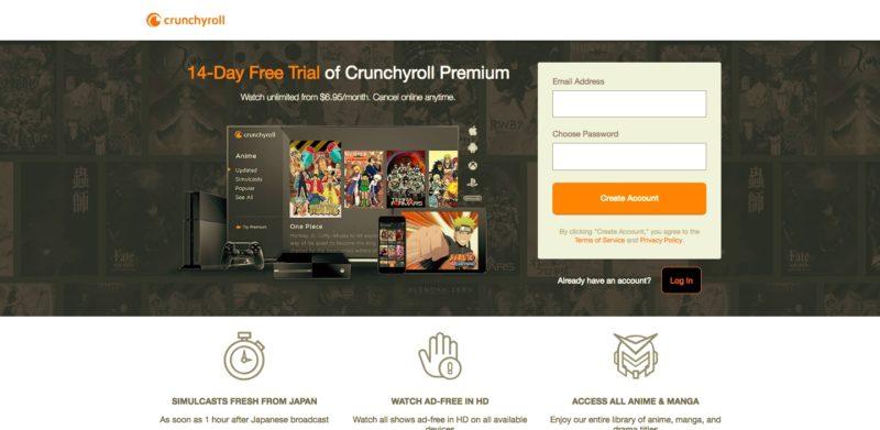 Unblock Crunchyroll in Philippines - Watch crunchyroll com