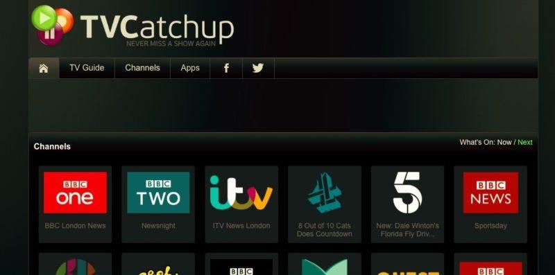 Unblock TVCatchup in Croatia