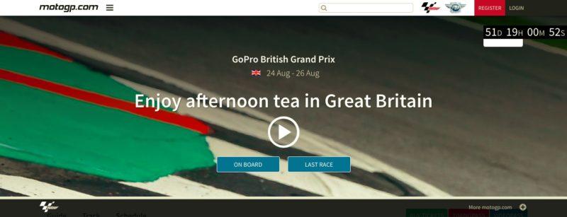 Watch British Grand Prix Live Stream Online | MotoGP Streaming