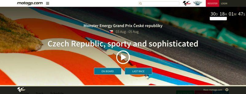 watch czech republic grand prix live stream online motogp streaming. Black Bedroom Furniture Sets. Home Design Ideas