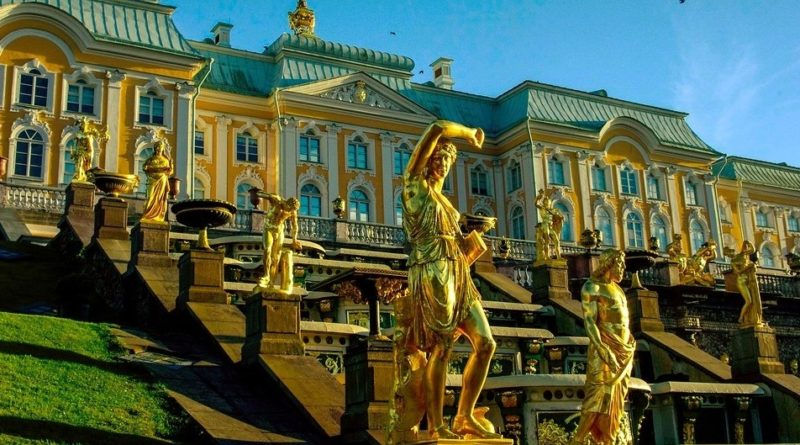 Hide St Petersburg IP Address