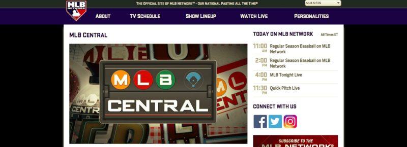Unblock MLB.com in Trinidad