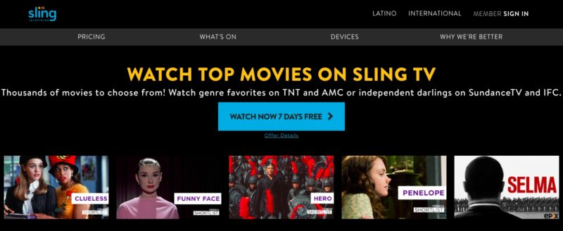 Unblock Sling TV in Luxembourg